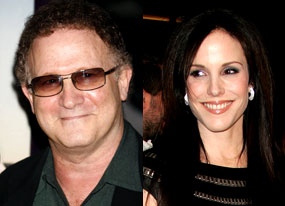 Albert Brooks, Mary-Loiuse Parker