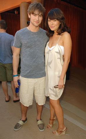 Chace Crawford, Lindsay Price