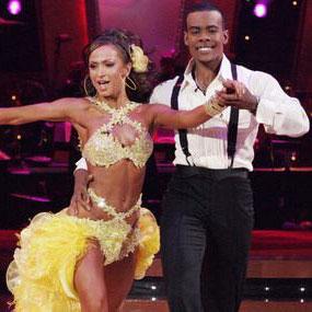 Mario, Karina Smirnoff, Dancing with the Stars