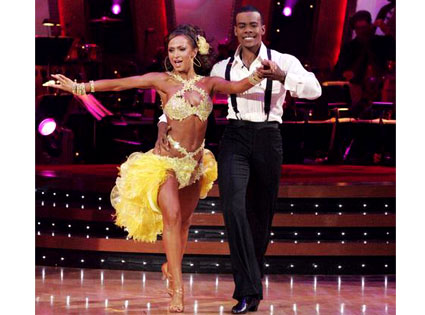 Mario, Karina Smirnoff, Dancing with the Stars