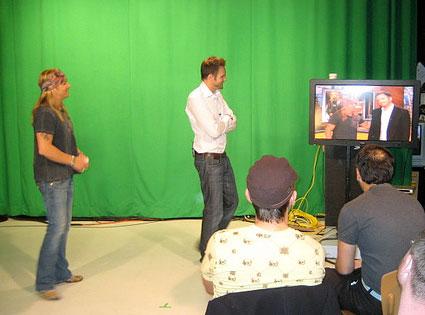 The Soup - Behind the Scenes: Bret Michaels, Joel McHale