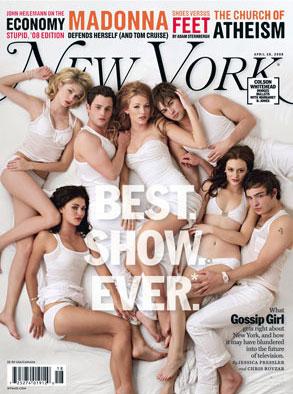 Gossip Girl cast, New York Magazine