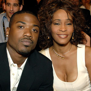 Whitney Houston, Ray J
