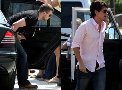 Justin Timberlake, John Mayer