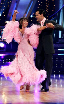 Christian de la Fuente, Dancing with the Stars