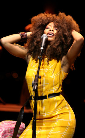 Erykah badu makes bumping a real grind e news for Erykah badu real tattoos