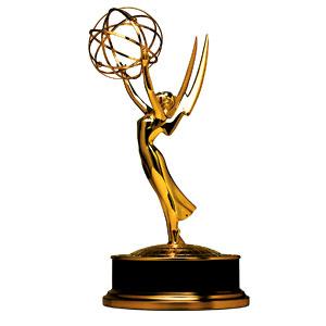 Emmy Award statuette