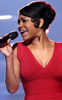 Syesha Mercado, American Idol: Season 7