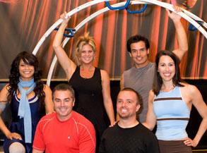 Celebrity Circus Cast