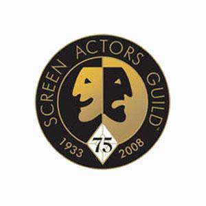 Screen Actors' Guild (SAG) Logo