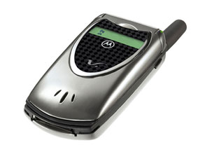 Motorola Cell Phone
