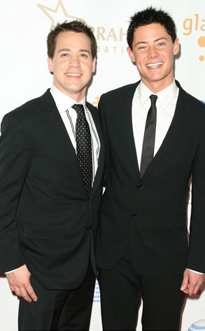 T.R. Knight, Mark Cornelsen