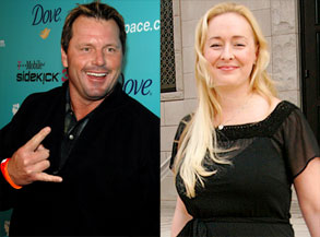 Roger Clemens, Mindy McCready