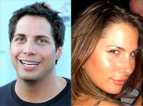 Joe Francis, Ashley Dupre