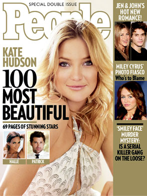 Kate Hudson, People Magazine