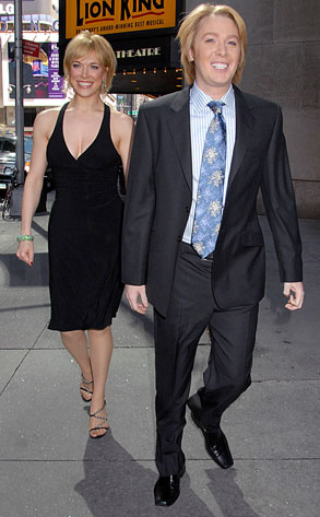 Clay Aiken, Hannah Waddingham