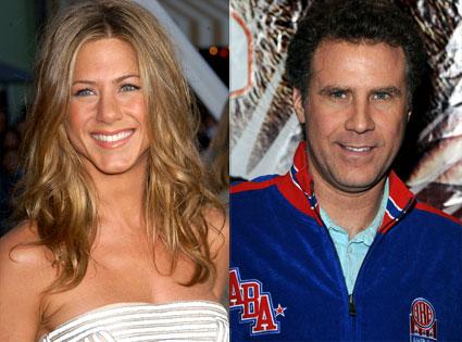 Jennifer Aniston, Will Ferrell