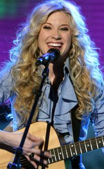 Brooke White, American Idol: Season 7