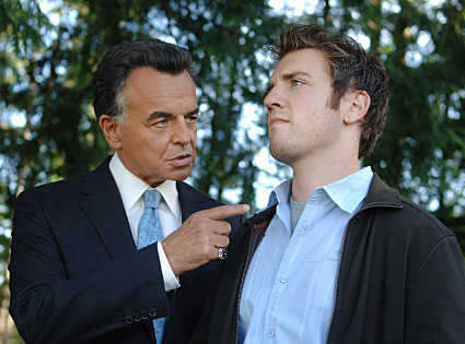 The Reaper, Brett Harrison, Ray Wise