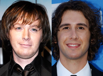 Clay Aiken, Josh Groban