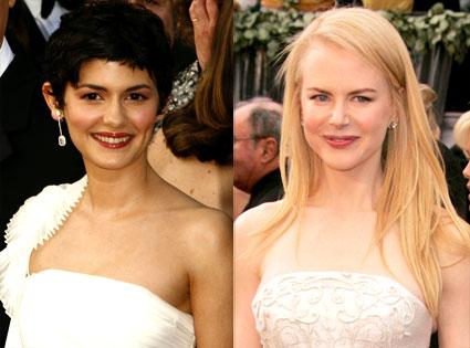 Audrey Tautou, Nicole Kidman