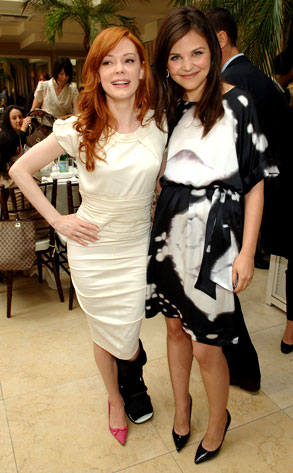 Rose McGowan, Ginnifer Goodwin