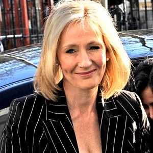 JK Rowling dating