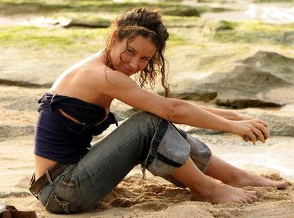 Lost: Evangeline Lilly