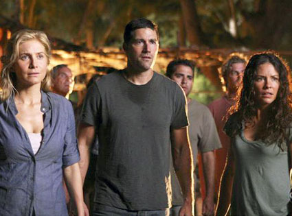 Lost: Elizabeth Mitchell, Matthew Fox, Evangeline Lilly