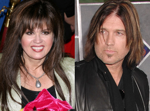 Marie Osmond, Billy Ray Cyrus