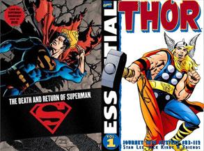 Superman, Thor (Comics)