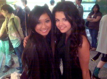 Brenda Song, Selena Gomez
