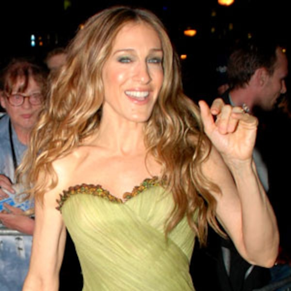 Sarah Jessica Parker on Sex, Shoes and Miley Cyrus