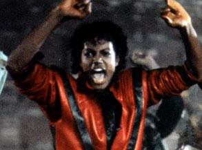 Michael Jackson, Thriller Music Video