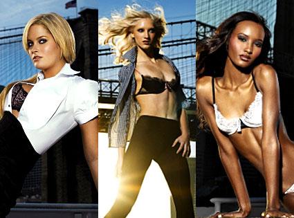 Whitney Thompson, Anya Kop, Fatima Siad, America's Next Top Model