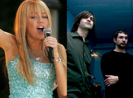 Miley Cyrus (Hannah Montana), Lustra