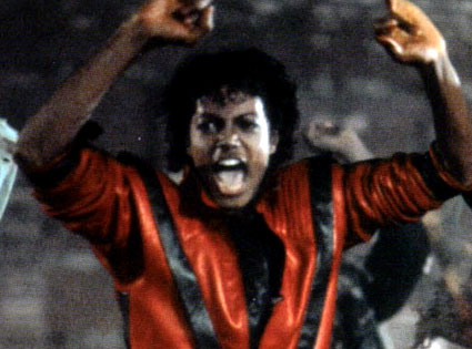 The Thriller Video from Michael Jackson: A Life | E! News