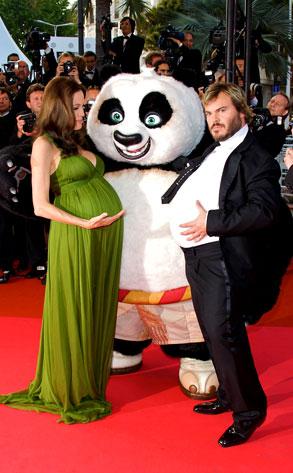 Angelina Jolie, Jack Black