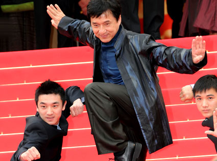 Liu Fengchao, Jackie Chan, Wang Wenjie