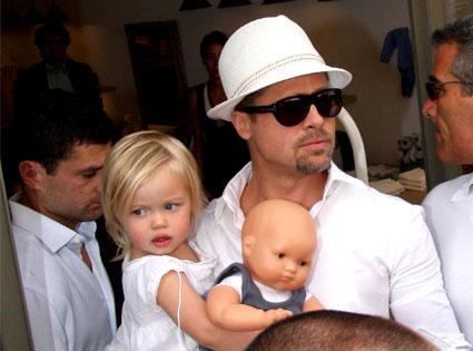 Brad Pitt, Shiloh
