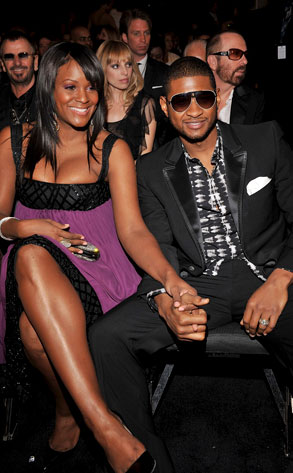 Tameka Foster, Usher