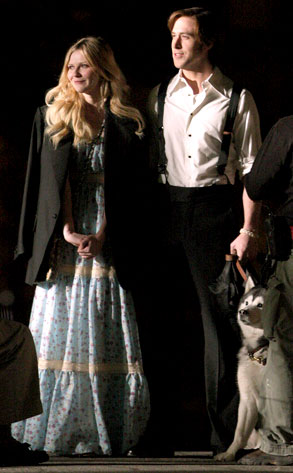 Kirsten Dunst, Ryan Gosling