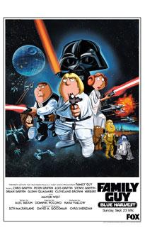 Family Guy's Blue Harvest