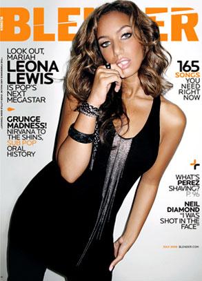 Leona Lewis, Blender Magazine