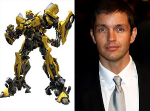 Transformers, Matthew Marsden