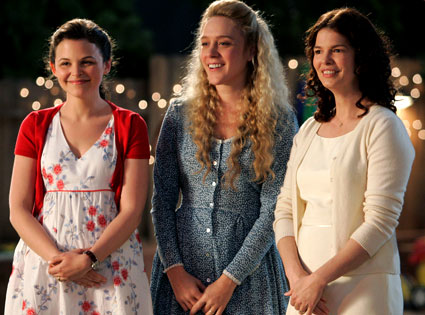 Jeanne Tripplehorn, Chloe Sevigny, Ginnifer Goodwin, Big Love