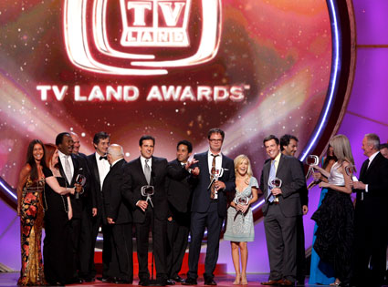 The Office cast, TV Land Awards