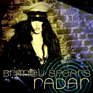 Britney Spears, Radar single cover