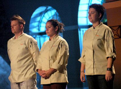 Richard Blais, Stephanie Izard, Lisa Fernandes, Top Chef Season 4