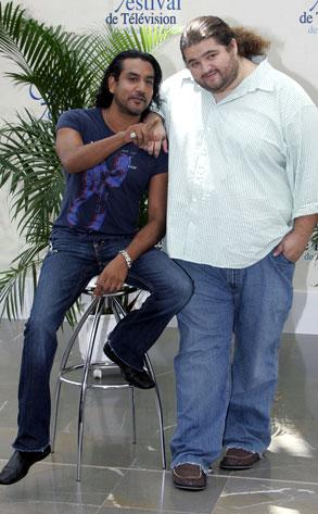Naveen Andrews, Jorge Garcia
